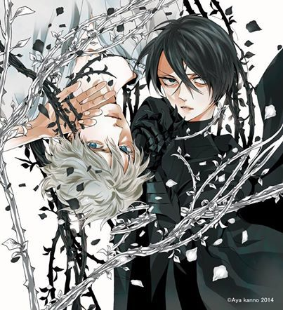 Requiem of the rose king. So I started reading this manga and it's good so far