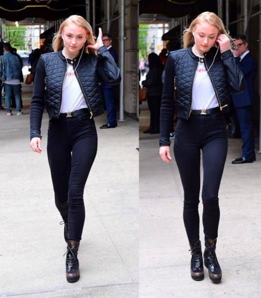 NEW: Sophie out and about in New York. <3 Like Mophie is Real for more Check out our Game of Thrones Merch Store: https://thinkgot.com    #winteriscoming #gameofthrones #GoT #gameofthronesfamily #jonsnow #instalike #f4f #like #gameofthroneshbo #gameofthronesfan #gameofthronesmemes #westeros #got7 #khaleesi #housestark #nightswatch #youknownothingjonsnow #asongoficeandfire #stark #lannister #daenerystargaryen #targaryen #daenerys #sansastark #tyrionlannister #motherofdragons #housestark…