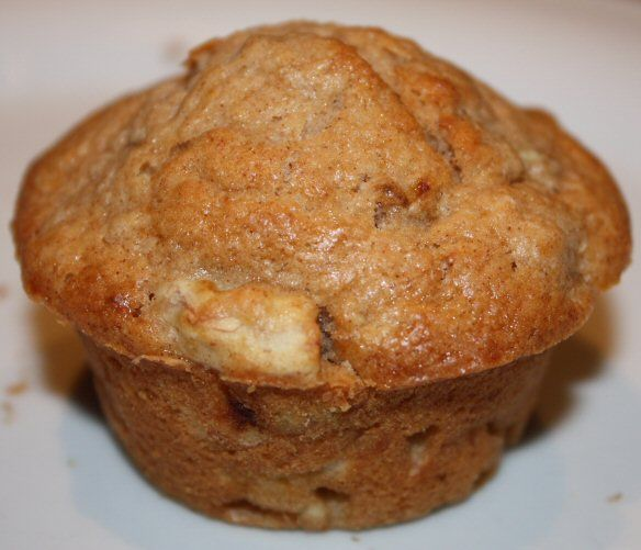 Banaan-kaneel-muffins