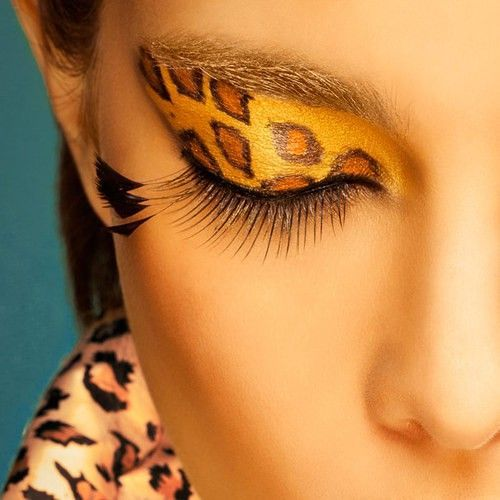 Trucco di Carnevale da Leopardo - Fotogallery Donnaclick