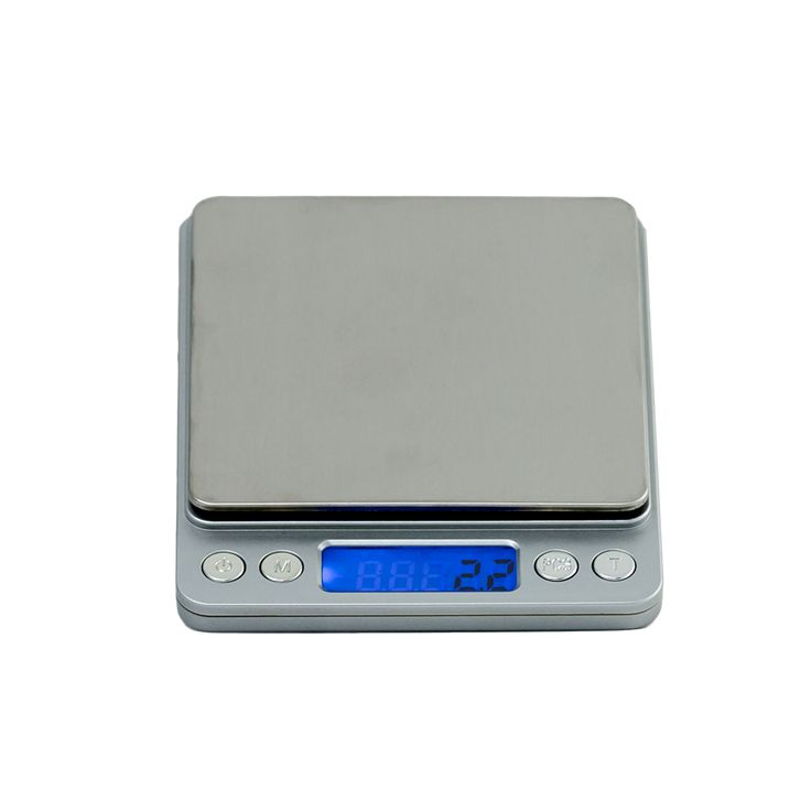 This precision digital has a full weight capcaity of 2000g with accuracy within 0.1g, perfect for getting your extraction just right.This scale is made of plst