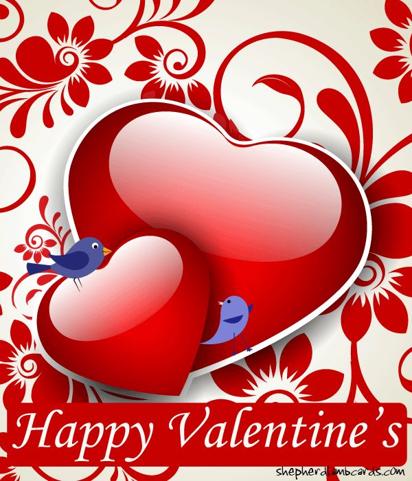 have a blessed valentines