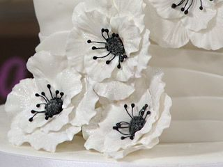 Pastel de bodas | Sonia Arias