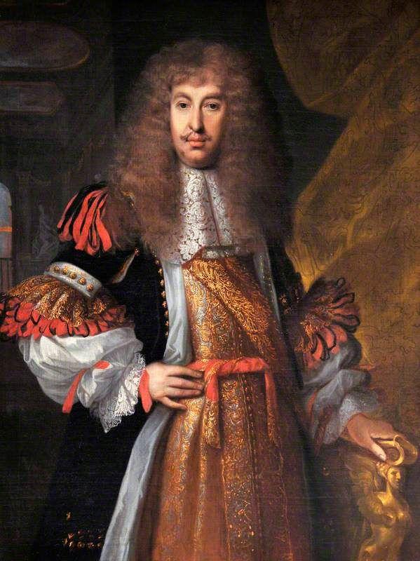 1669, Henry Howard (1628–1684), Lord Howard of Castle Rising, Later 6th Duke of Norfolk. John Michael Wright (1617–1694). National Trust, Powis Castle.