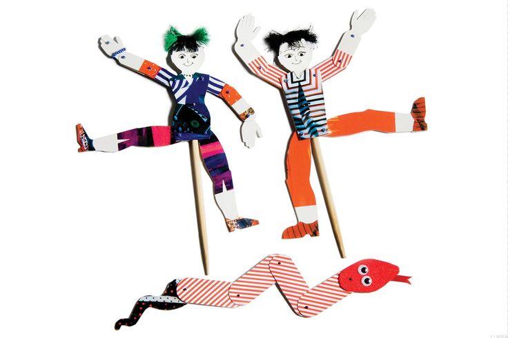 Pajacyki i Wąż || #toys for #kids  || #christmas #gift #idea