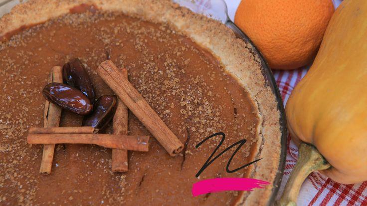 MÉG IDÉN! - NORIE-videó - Sütőtökös pite