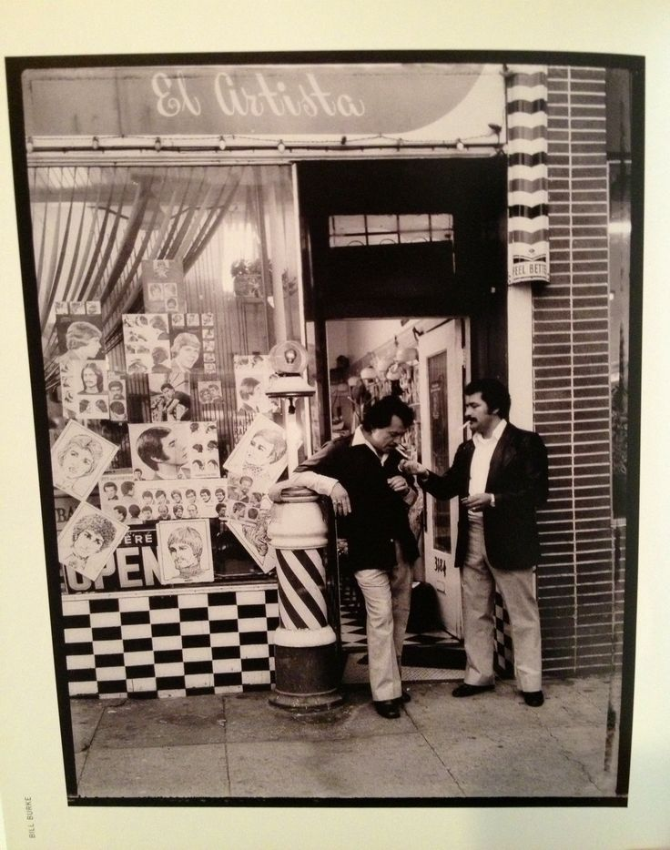 Barber Shop Smokers