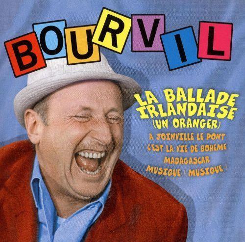La Ballade Irlandaise (Un Oranger) [CD]