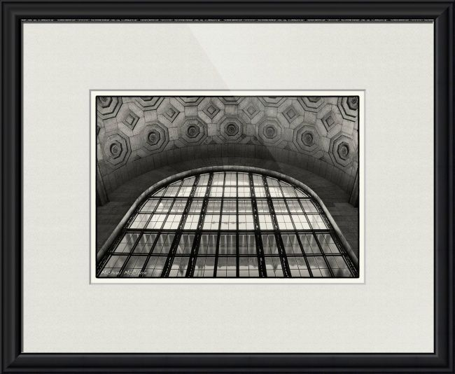 Union Station by Michael McClure