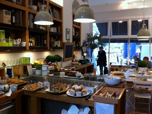 The Pantry - Wandsworth. Perfect Brunch  spot.