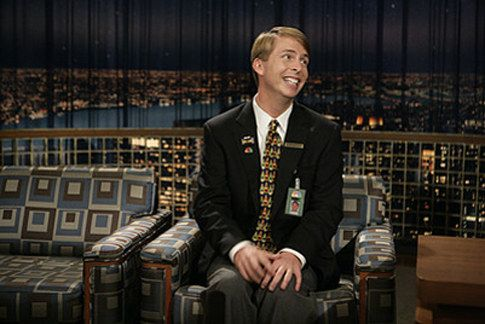 "I got Kenneth Parcell! Which ""30 Rock"" Character Are You?"