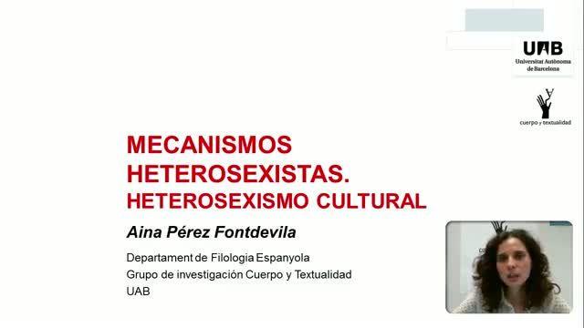 """Video created by Universitat Autònoma de Barcelona for the course """"Representaciones culturales de las sexualidades"""". En este módulo nos preguntamos por la norma social con respecto a las sexualidades y sus consecuencias sobre el sujeto. ¿Por qué ..."""
