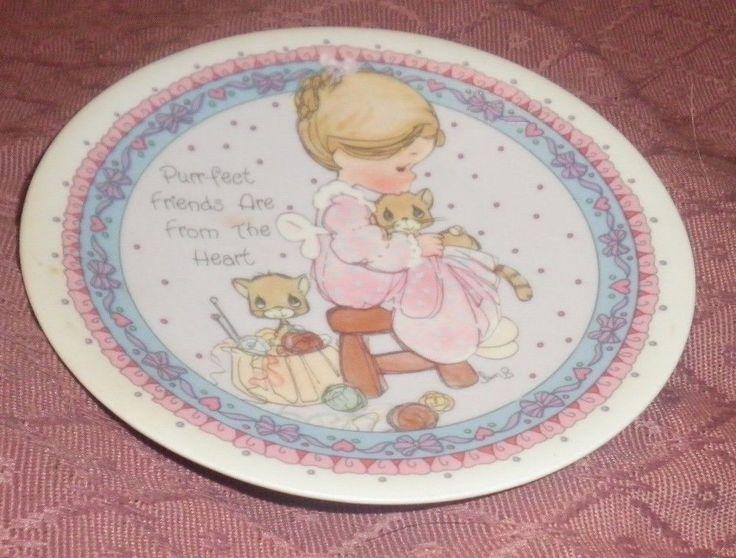 Enesco Precious Moments Plate | eBay