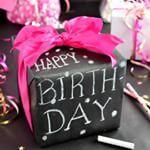 DIY Chalkboard Gift Wrap | TidyMom