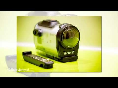 Sony Action Cam HDR-AZ1vr