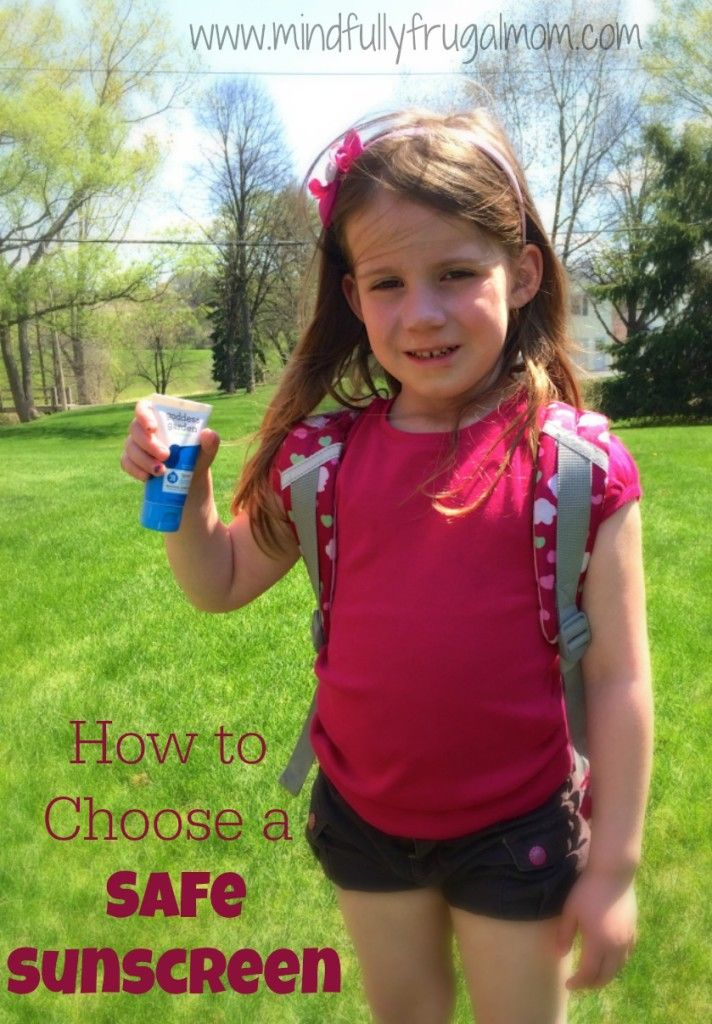 how to choose sunscreen spf