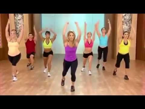 10 min Booty Shaking Waist Workout- Lose inches off your waist | TiffanyRotheWorkouts - YouTube