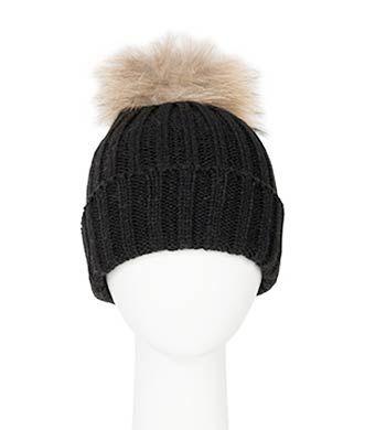 Bakou - Pia Rossini Sophia Hat Black