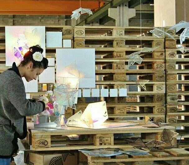 @alessandra meacci @lambrate @Fuorisalone .it #milandesignweek #designweek #milano