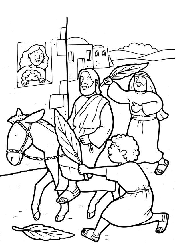 Sekolah Minggu Ceria: Gambar Cerita Alkitab tentang Kematian (Jumat Agung) sampai Kebangkitan Tuhan Yesus (Paskah) 1