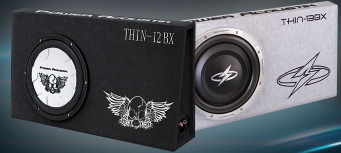 Many vehicles do not have tons of space available for a big, bulky subwoofers... so the thin box was invented! Check it out and get yours from the Carhoots store today http://www.carhootsstore.com/product/power-acoustik-thin-13-bx-thin-13-subwoofer-box/?utm_source=Pinterest&utm_medium=Speakers&utm_content=Thin%20box%20Subwoofer&utm_campaign=Electronics