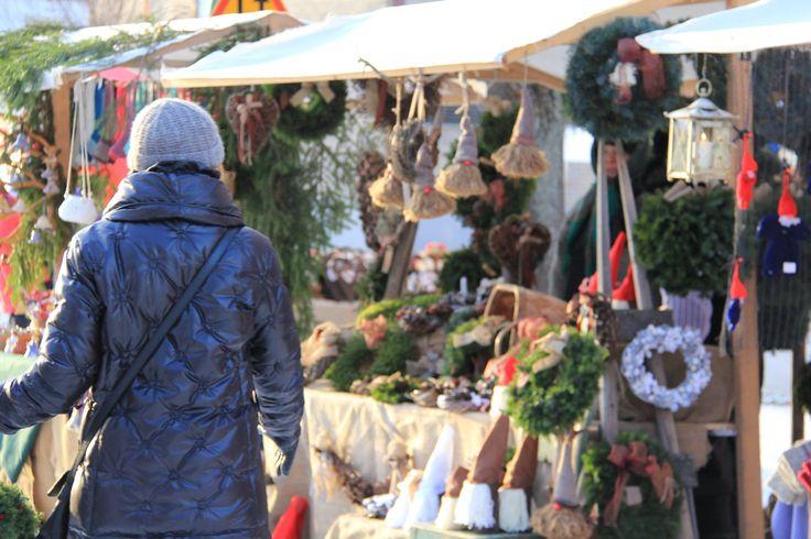 Wanhanajan markkinat #uusikaupunki #puutalokaupunginjoulu #visituusikaupunki