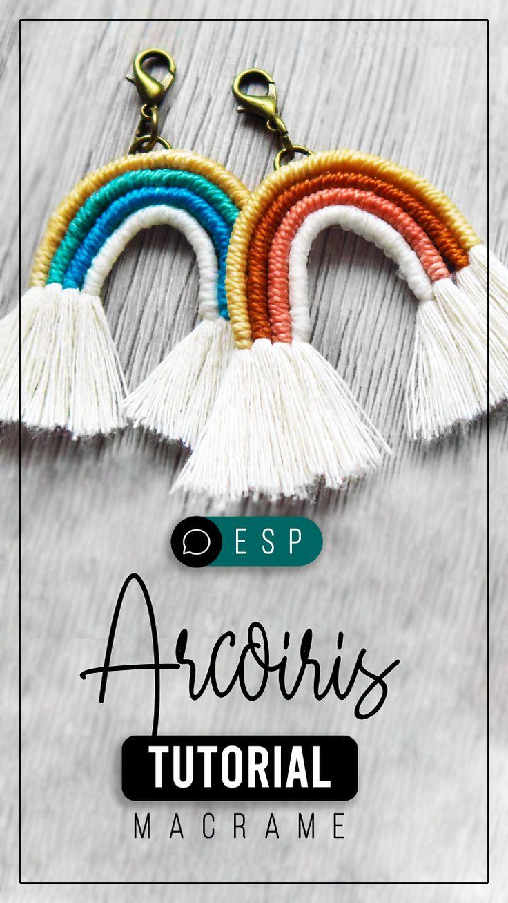 Macrame Tutorial, Fancy, Tassel Necklace, Tassels, Crochet, Diy, Crafting, Random, Store