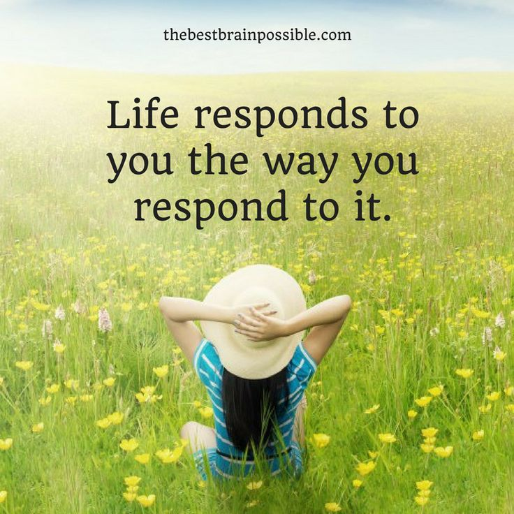 Are you responding or reacting?