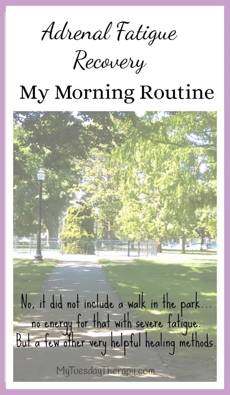 Healthy Morning Routine for More Energy That Gave Me More EnergyMy Tuesday Therapy-Party Ideas