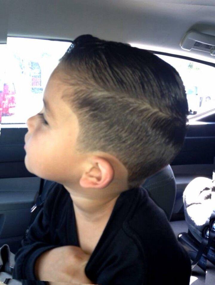 Mason's haircut ideas