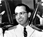 Dr. Jonas Salk, inventor of polio vaccine, exposed as criminal-minded scientist who conducted illicit medical experiments on mental patients