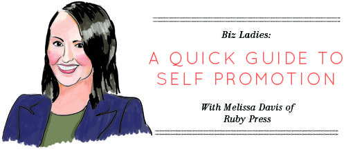 A quick guide to (tasteful) self promotion