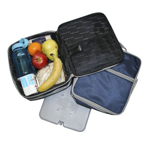 Fridge to Go Medium Lunch Cooler bag. Great for pre-school or school to keep lunch and snacks fresh for up to 8 hours.