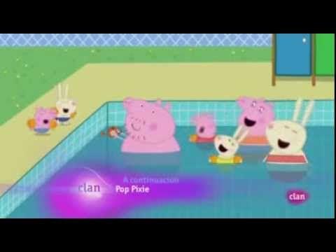 Peppa pig en espa ol una hora 2 caricaturas de for En youtube peppa pig