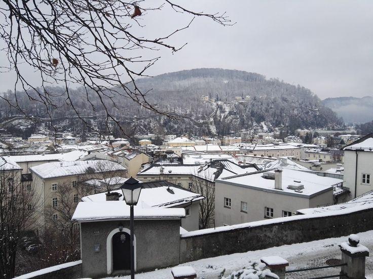 Halstatt ve Salzburg Gezimiz- Aralık 2017
