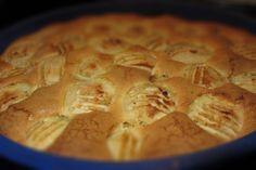 Apfel Becherkuchen - sehr einfach, schnell und lecker!
