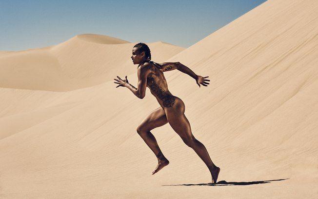 Atletas posam nus para ensaio fotográfico da ESPN americana. Veja as fotos - Mais Esportes - iG