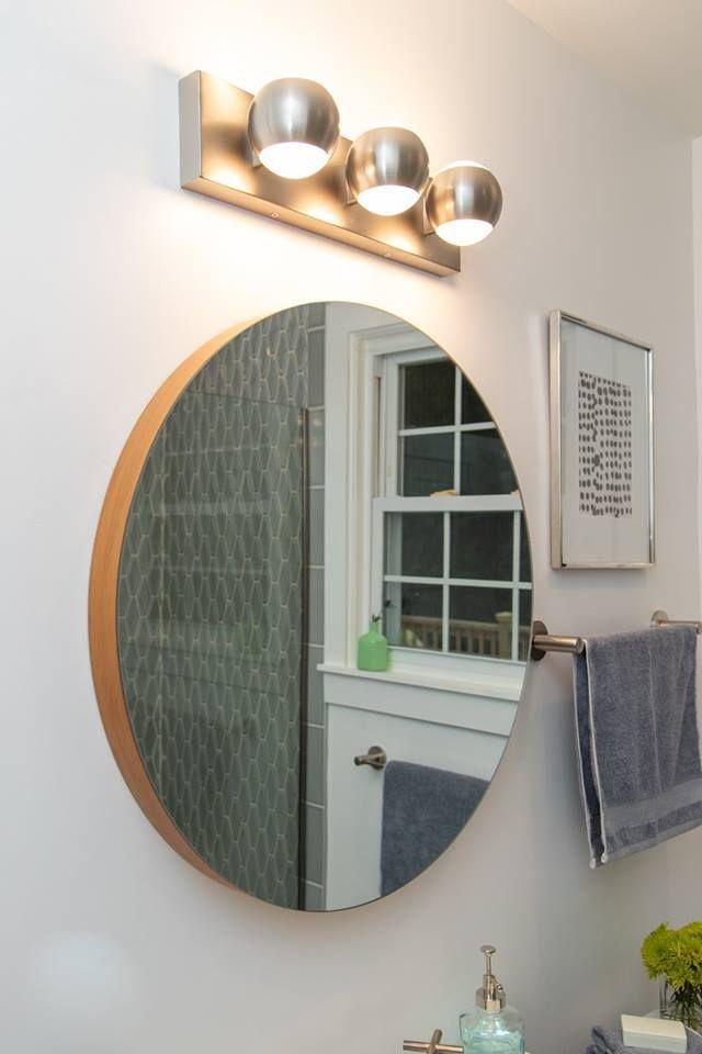 Shelf For Solace Oak Mirror Reclaimed Wood Bathroom Vanity Bamboo Mirror Mirror With Shelf