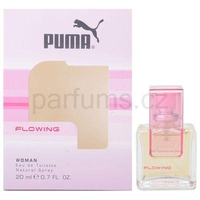 Puma Flowing Woman, toaletní voda pro ženy 20 ml | parfums.cz