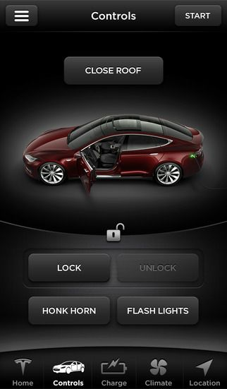 Tesla Motors by Tesla Motors, Inc.