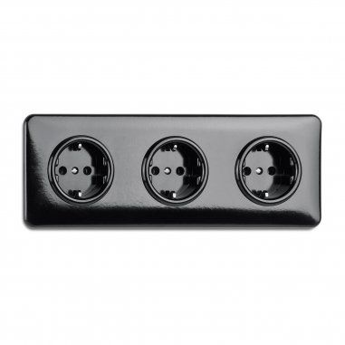 Albion Bath Company - 3 x Plug Socket : German made multi ...