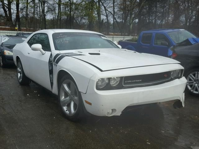 Salvage 2014 Dodge Challenger Rt