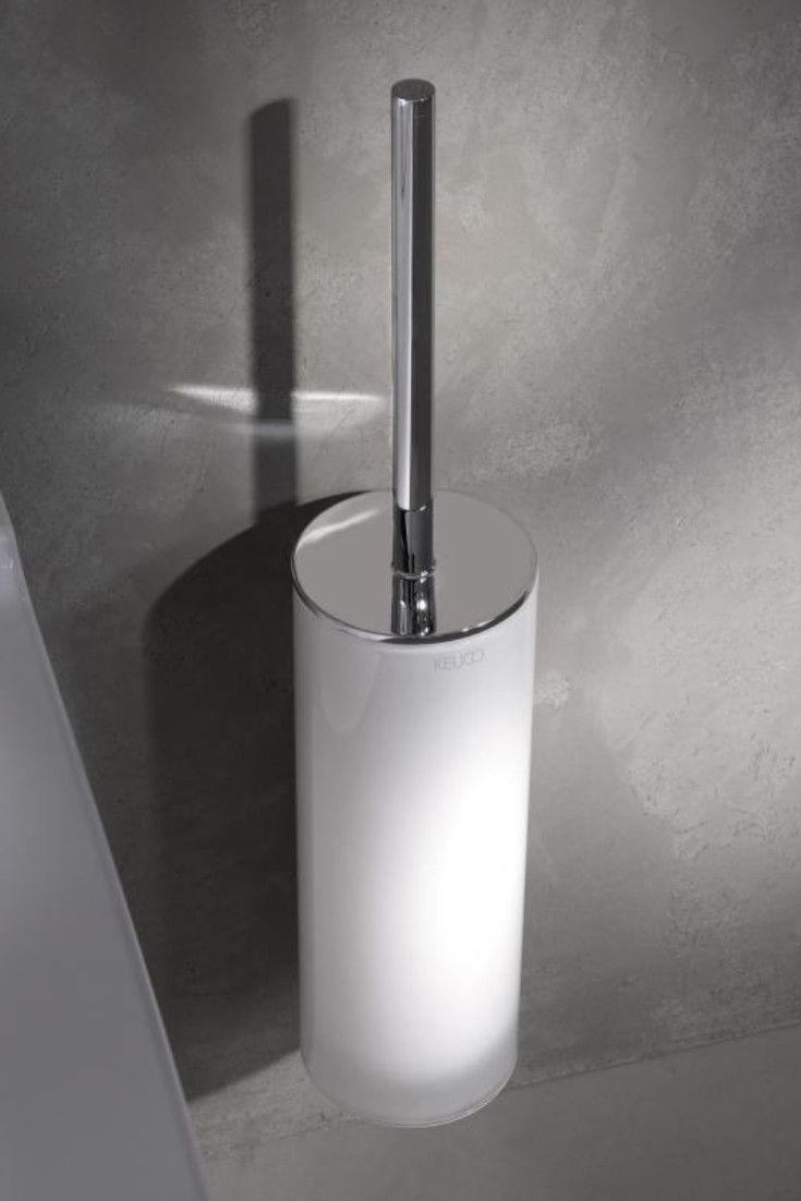 Keuco Edition 400 Eine Schicke Toilettenburstengarnitur Fur Ihr Badezimmer Prasentiert Ihnen Keuco Aus Der Serie Edition 400 Wc Burste Badaccessoires Burste