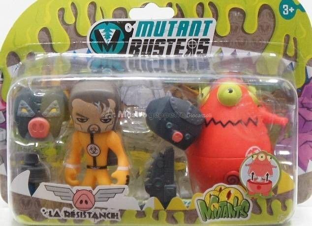 Mutant Busters Eroe Mutante vendita online prezzo offerta novità famosa