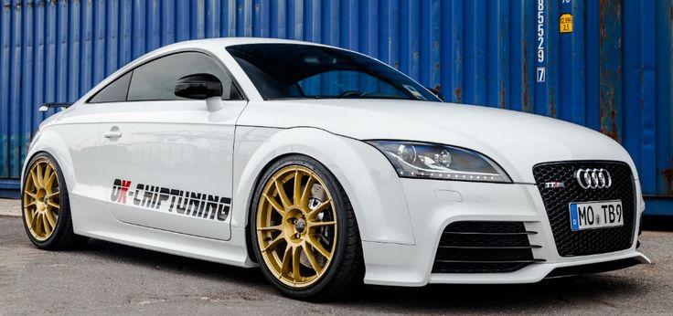 101 Modified Cars - Modified Audi TT-RS