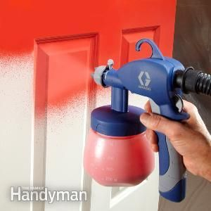 Our editors review new consumer-grade HVLP paint sprayers.