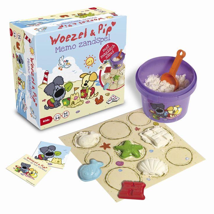 Peuters spelen erg graag in het zand, onze peuter is gek van Woezel en Pip en wat is er dan leuker om samen met Woezel en Pip het zandspel te spelen. Identity games heeft het Woezel en Pip zandspel uitgebracht en wij mochten het spelen. Met zand spelen is het leukste wat er is… Speel …