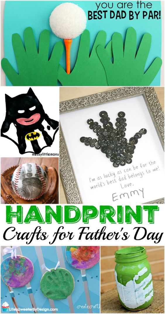 fathers day craft gift ideas handprint gift ideas for s day crafts s 6559