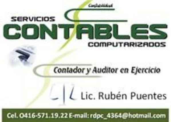 SERVICIOS CONTABLES COMPUTARIZADOS en San Cristobal, Estado Tachira, Venezuela - Guía Local