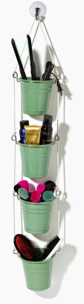 Makeup My Day: Organização de Maquilhagem DIY …